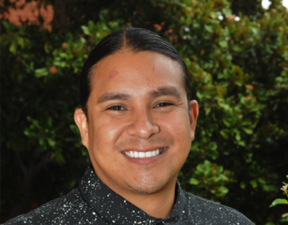Assistant Professor Jameson Lopez